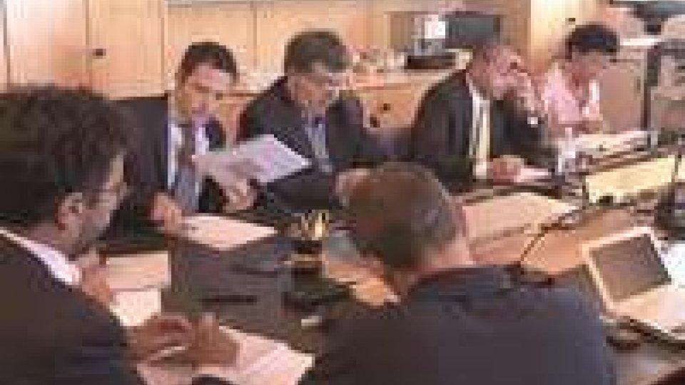 Relazione giustizia 2012 e carichi di lavoro in Commissione