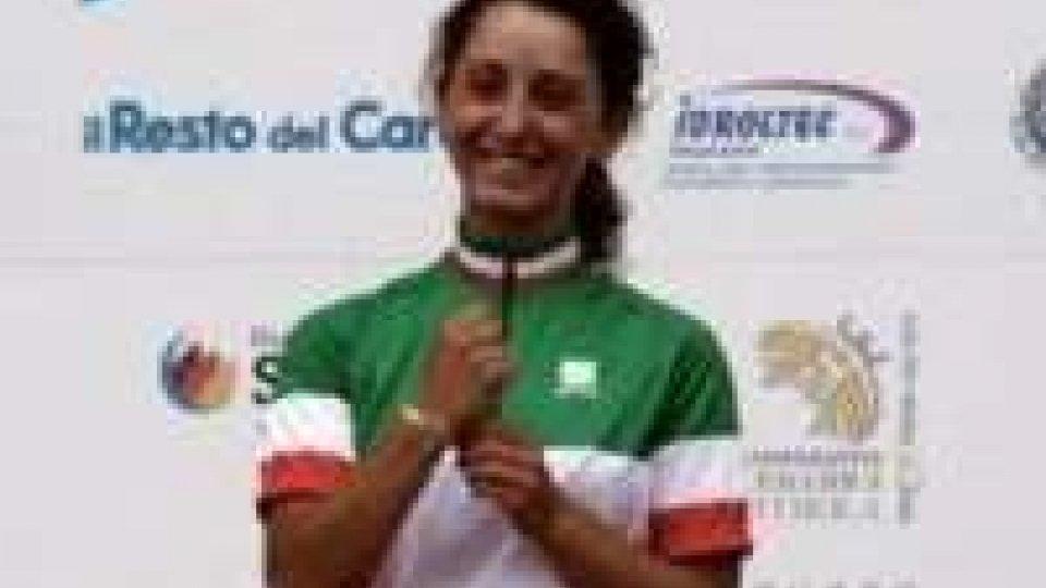 Prima medaglia per l'Italia: bronzo a l'azzurra Ratto