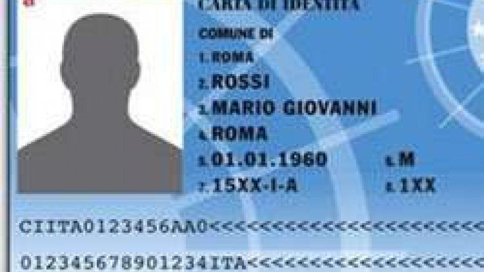 Arriva Carta Identita Elettronica, con impronte
