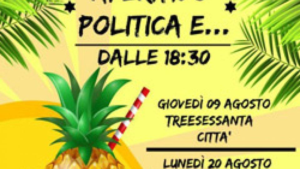 RETE a Domagnano: lunedì 20 agosto