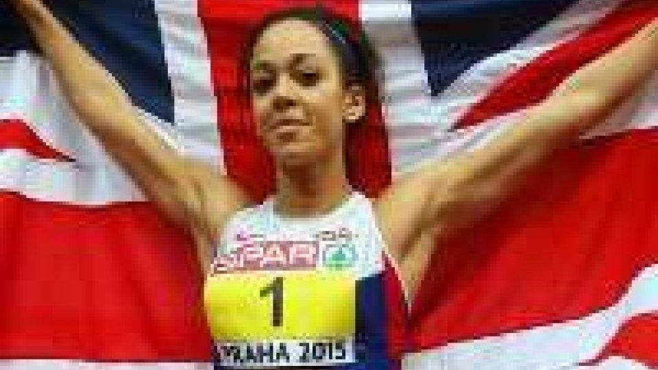 Atletica: prime medaglie europee a Praga