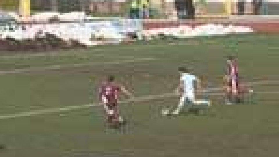 San Marino–Sangiovannese: 1–0