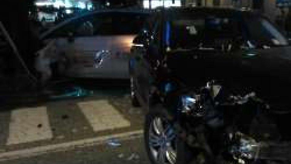 San Marino: brutto incidente a Dogana. Chiusa per oltre un'ora la strada