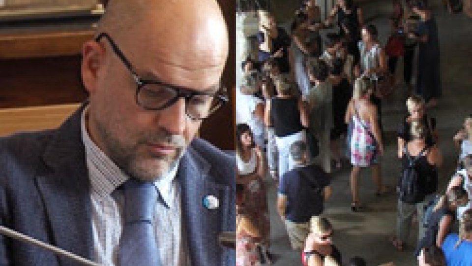 """Intervista a Fulvia Casadei, portavoce delle insegnanti scese sul Pianello""""Decreto scuola"""": Intervista a Fulvia Casadei, portavoce degli insegnanti"""