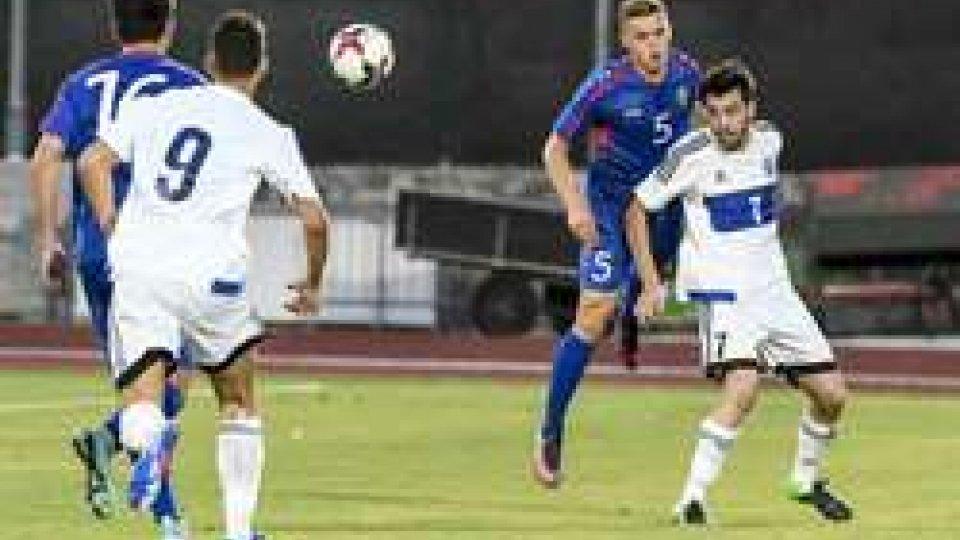 San Marino - MoldovaU21, San Marino matato da Dama?can: la Moldova passa 2-0 allo Stadium
