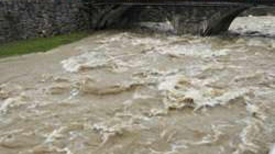Meteo: cessato preallarme per fiumi Emilia Romagna