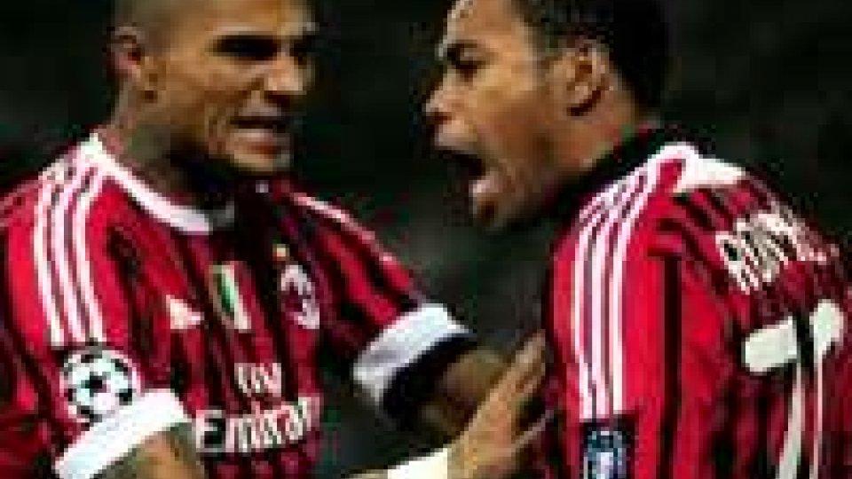Champions League: il Milan travolge l'Arsenal 4-0