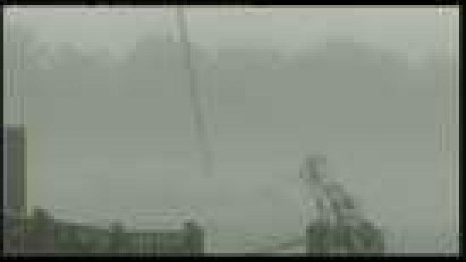 L'uragano Irene si sta trasformando in tempesta tropicale