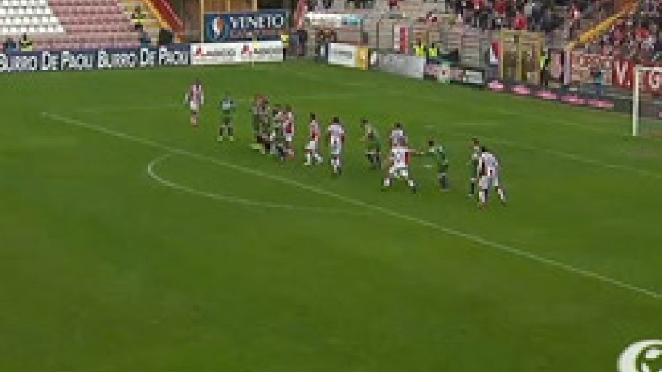 Vicenza-Sambenedettese 1-0Vicenza-Sambenedettese 1-0