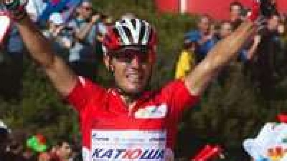 Lo spagnolo Antonio Piedra ha vinto la 15/a tappa della Vuelta