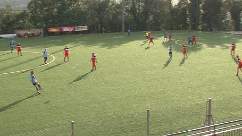 Sesta giornata del campionato sammarineseCampionato, sesta giornata: 180 minuti al termine della prima fase