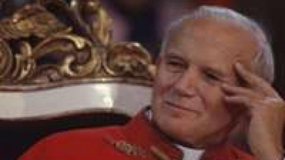 Giovanni Paolo II: concerto al Best Palace di Serravalle