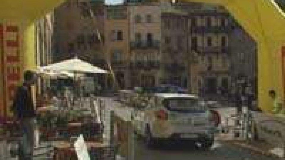 Alla coppia  Liverani-Strada l'Ecorally San Marino - Vaticano