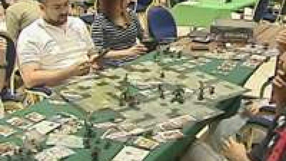 Tre giorni di giochi alla San Marino Game Convention