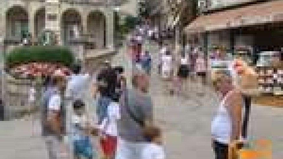 San Marino - Presenza turistica: dati in crescita per l'estate 2011