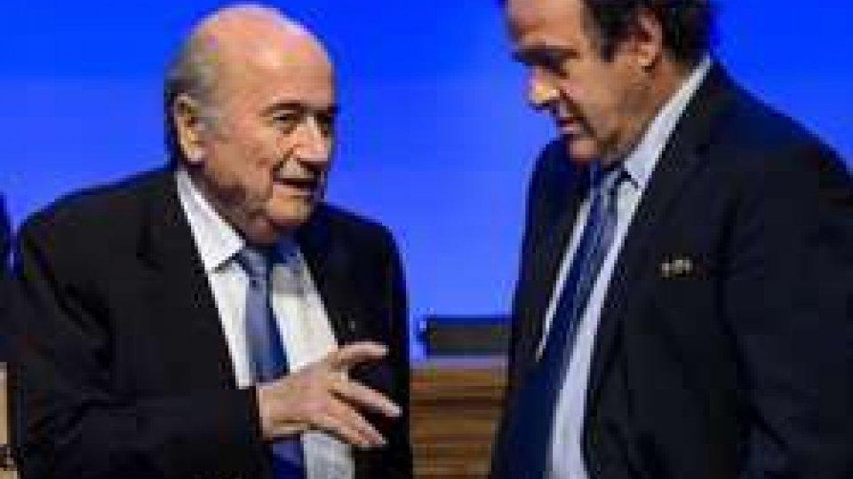 Commissione etica Fifa chiede sanzioni per Blatter e Platini