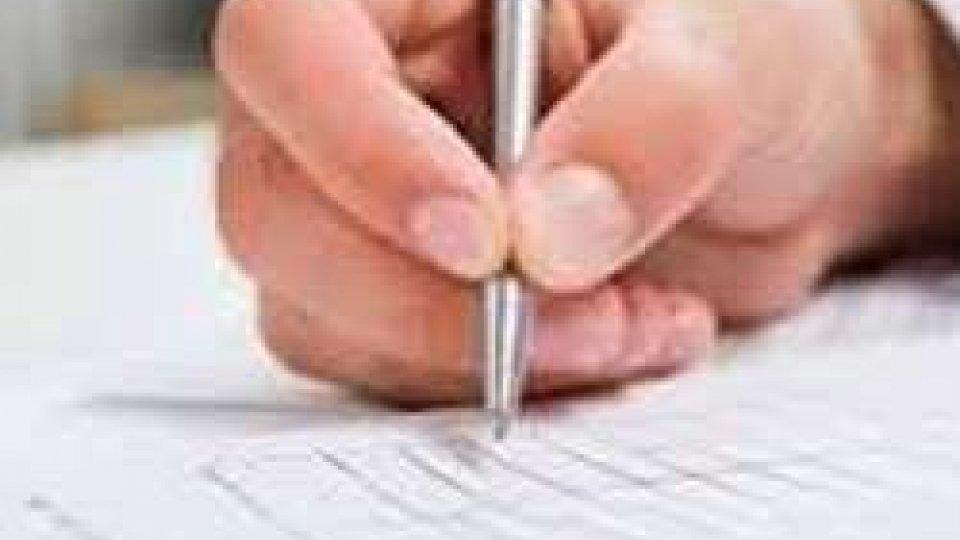 Raccolta firme per quesito referendario sulla zona a parco di Rovereta, per residenti di Borgo e Fiorentino