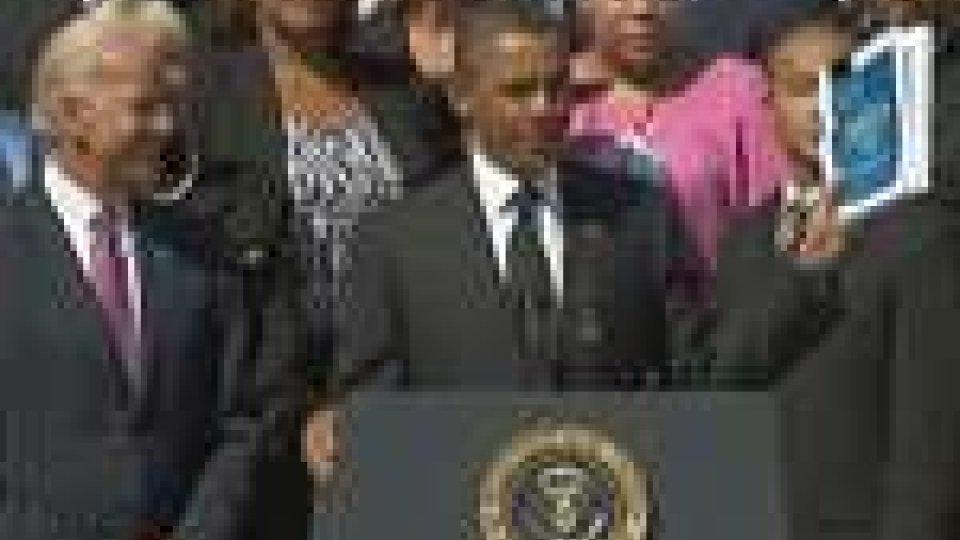 """Usa. Obama manda al Congresso piano lavoro: """"approvarlo subito"""""""