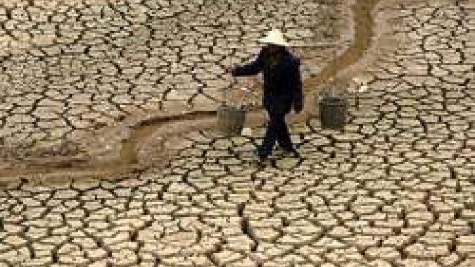 Siccità: Italia a forte rischio, desertificazione in atto
