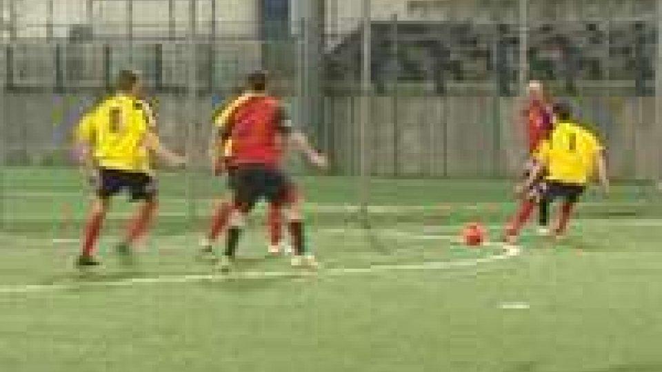 5° giornata del campionato sammarinese di Futsal: i risultati5° giornata del campionato sammarinese di Futsal: i risultati
