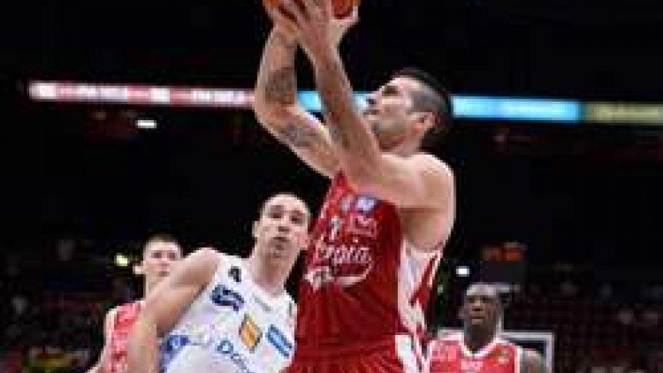Basket: Trento in finale, Venezia quasiBasket: Trento in finale, Venezia quasi