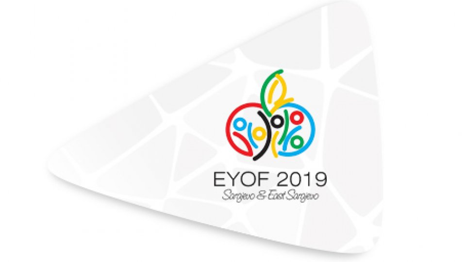 EYOF 2019: alle 19 la cerimonia d'apertura