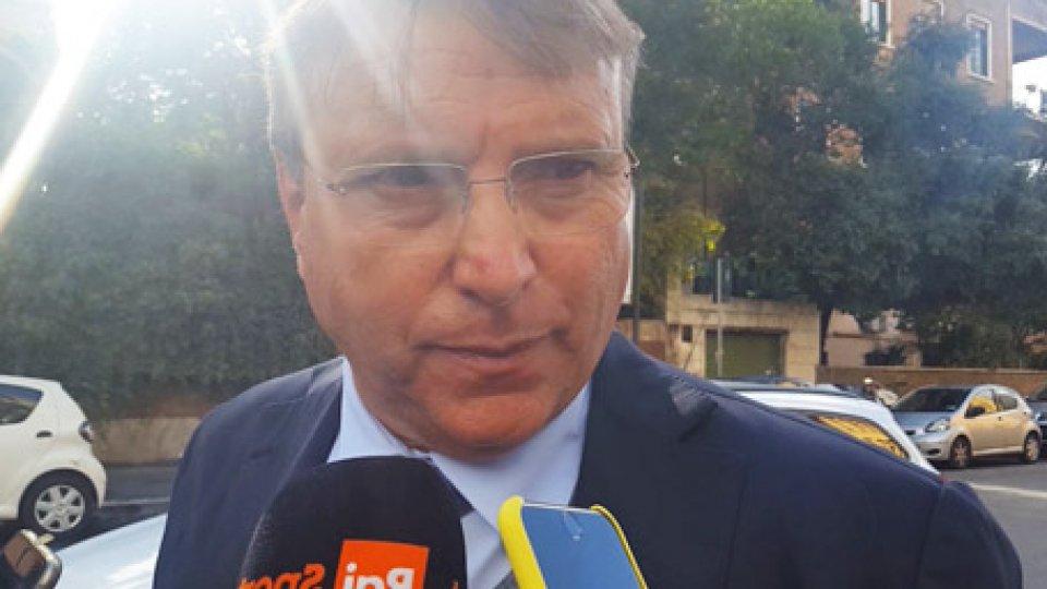 Intervista a Pietro Lo MonacoFIGC: la B resta a 19 squadre, nel fine settimana tutti in campo regolarmente