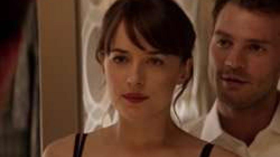 50 sfumature di nero50 sfumature di biancazzurro: il film evento di San Valentino arriva anche a San Marino