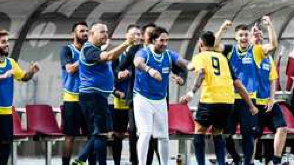 @foto PruccoliMagia Tre Fiori, ora si sogna in grande: 3-0 al Bala Town