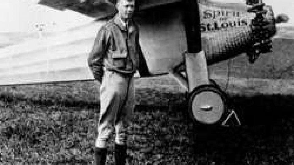 21 maggio 1927: primo volo New York - Parigi senza scali