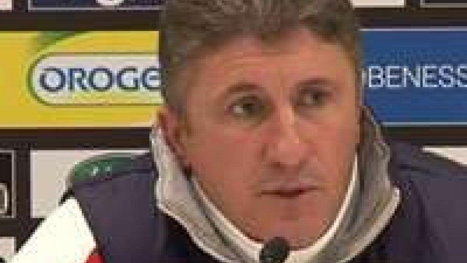 Serie B. Cesena- Bari: 1-1. Le interviste