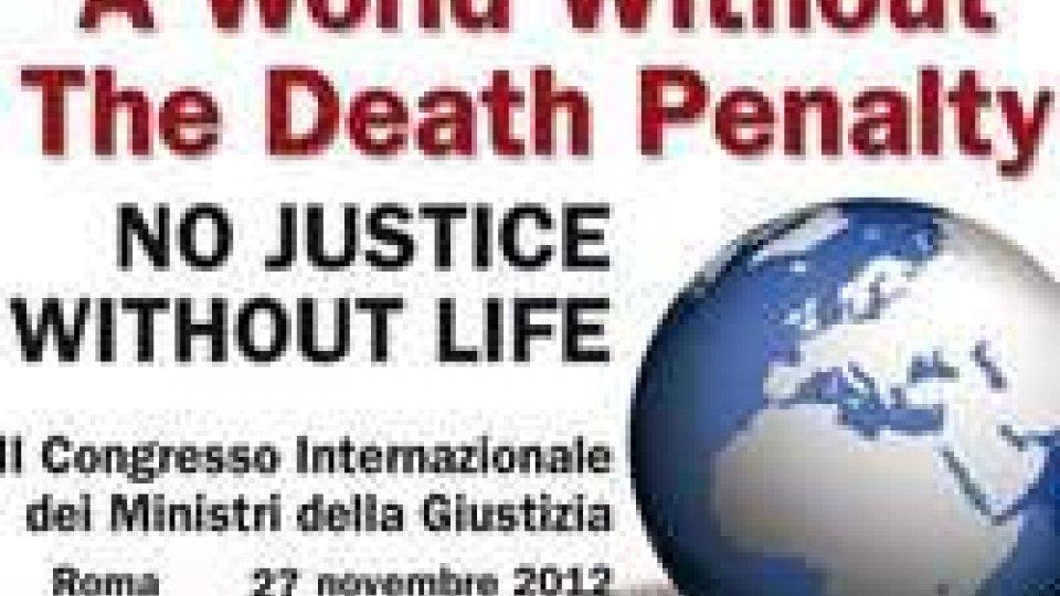 Per un mondo senza pena di morte