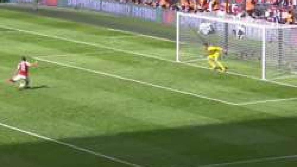 Rigori fatali per il Conte, il Chelsea perde contro l'Arsenal