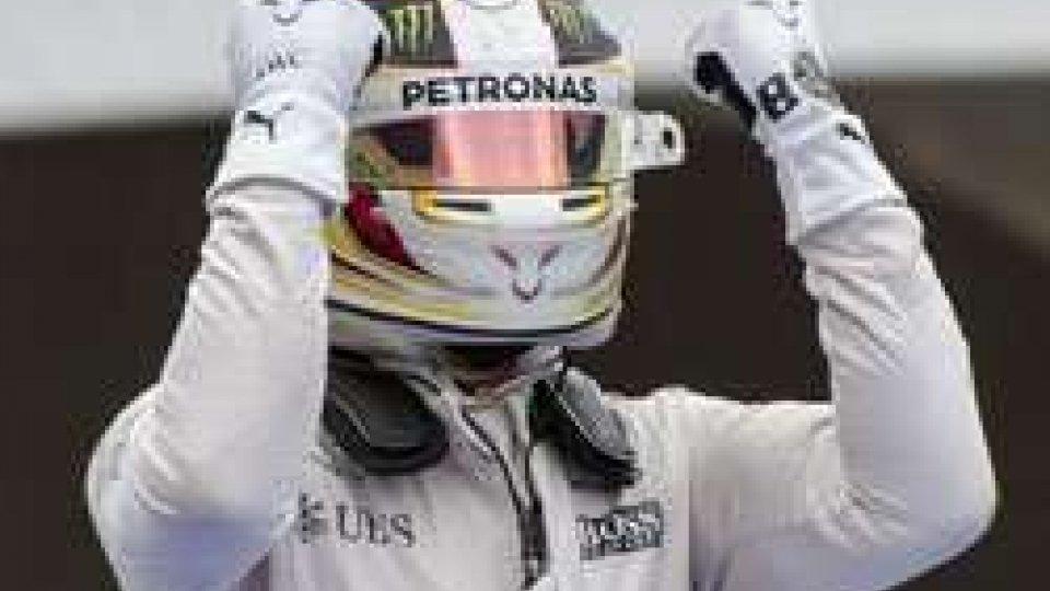 Lewis Hamilton foto ANSA