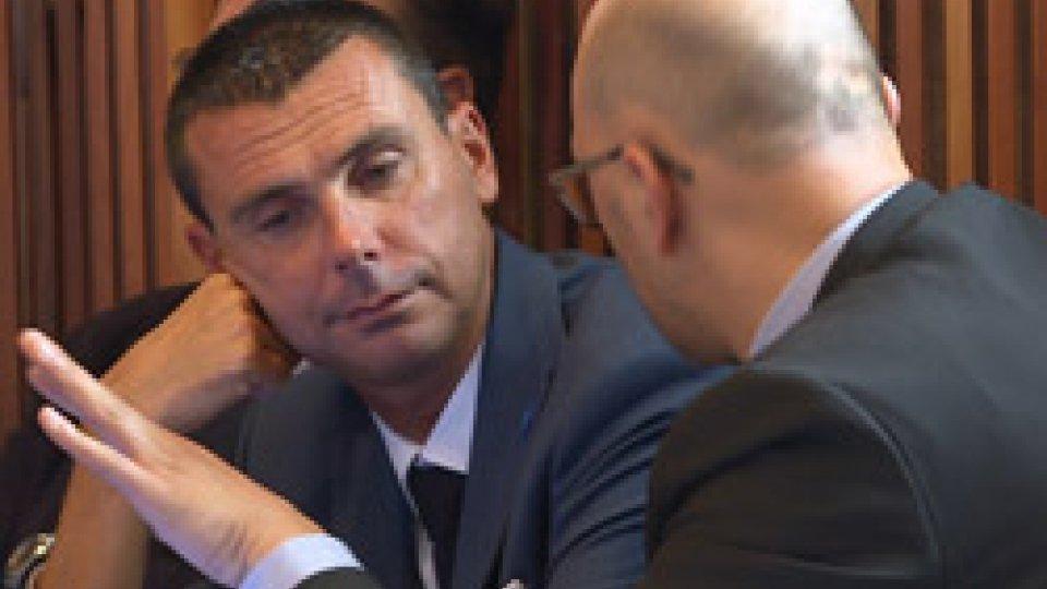 I consiglieri Mancini e Riccardi