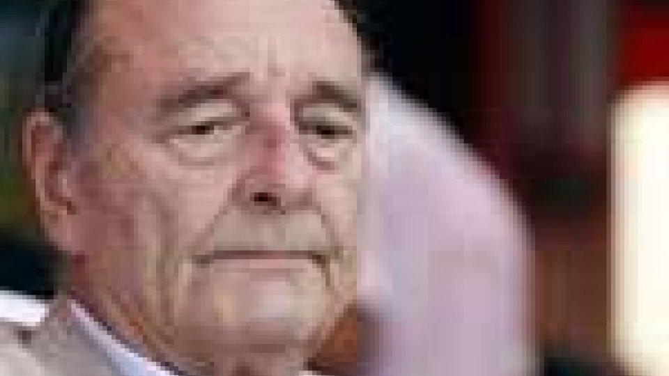 Ripreso il processo a Jacques Chirac. L'ex presidente francese non era presente
