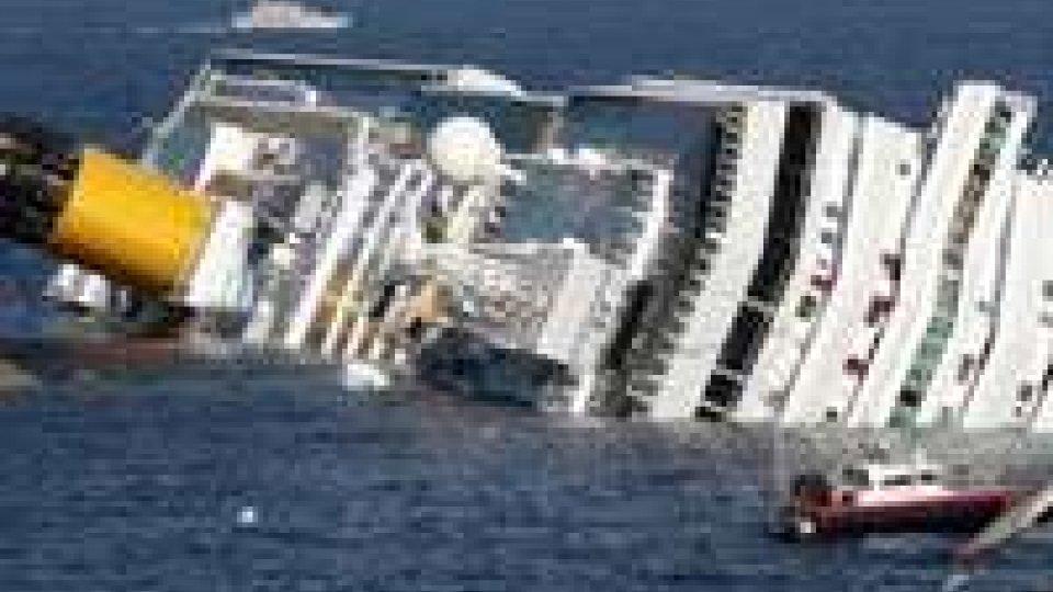 Costa Concordia: a settembre 2013 la rimozione del relitto