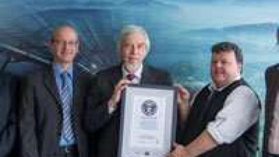 Il Cern festeggia 60 anni entrando nel Guinness dei primati
