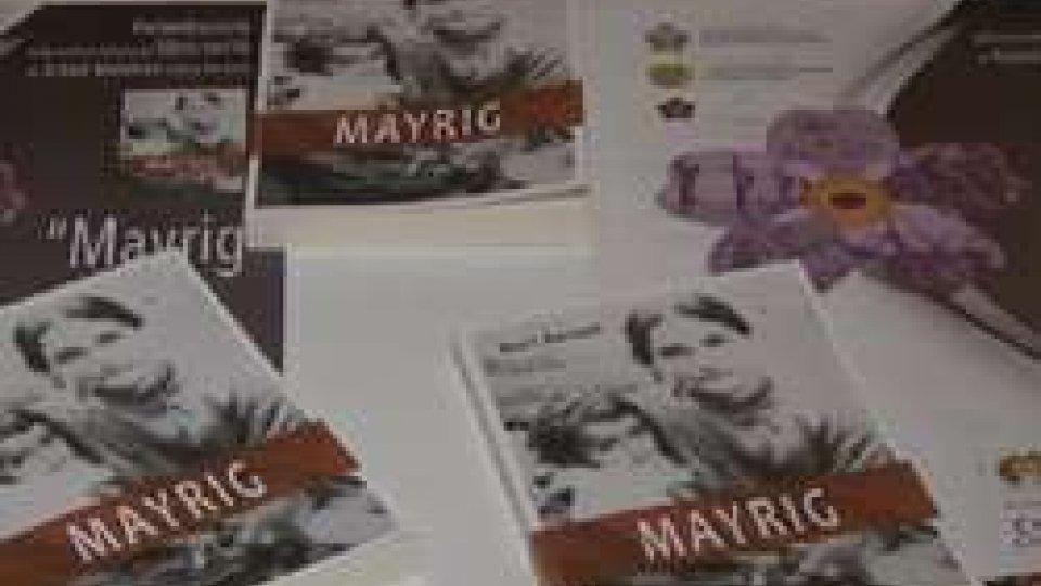 il libro  di testimonianze MAYRIGLIBRO E MOSTRA X L'ARMENIA: testimonianze sammarinesi di un genocidio