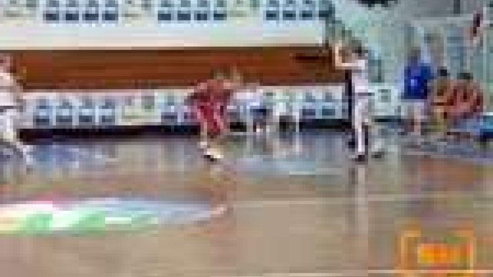 Basket. Europei under 16. Galles-Gibilterra 70-20