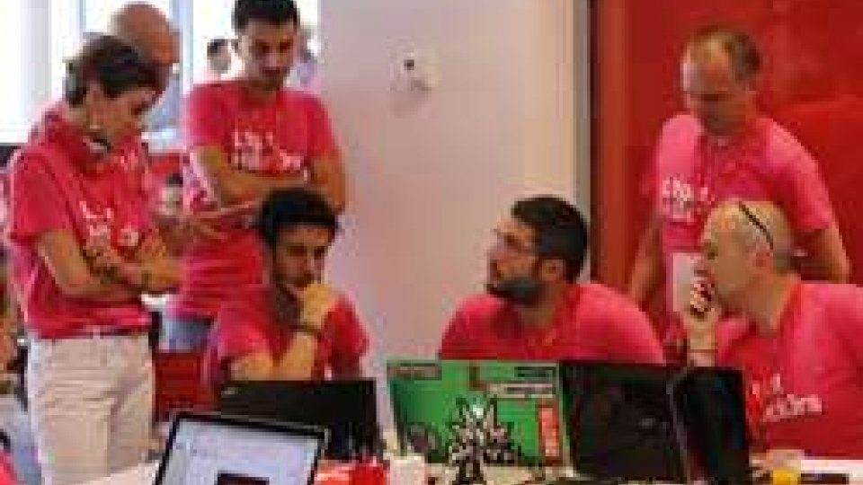 Funny Gain, start up sammarinese del TSP premiata tra i tre migliori innovatori all'iGuzzini Light Hackers Contest