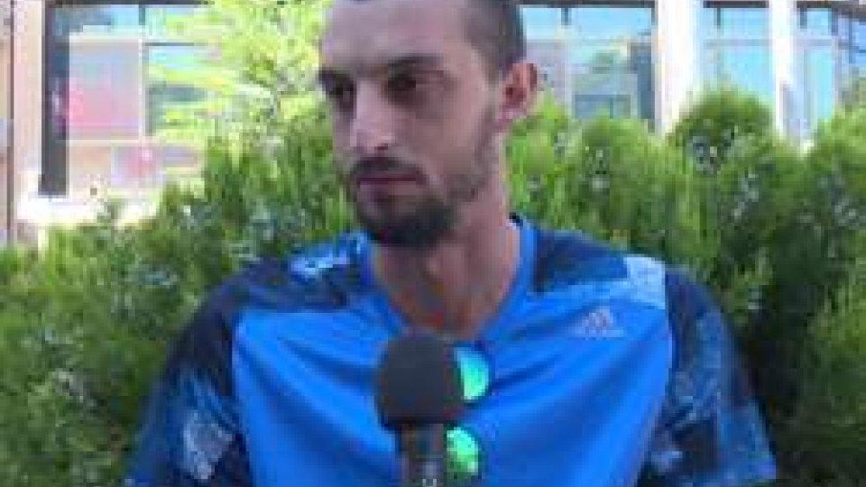 """Eugenio Rossi: """"Sono felice per questo risultato"""""""