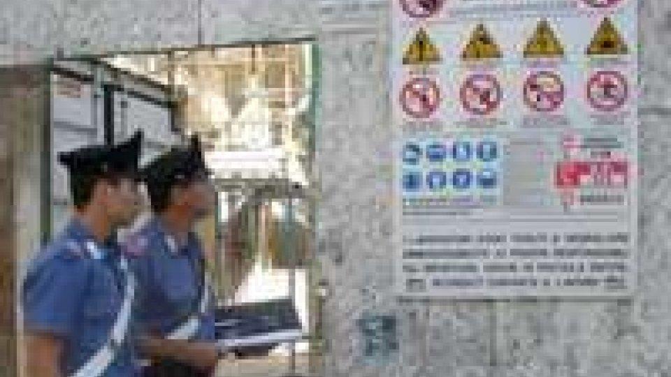 Carabinieri, continua l'operazione priorità sicurezza e legalitàCarabinieri, continua l'operazione priorità sicurezza e legalità