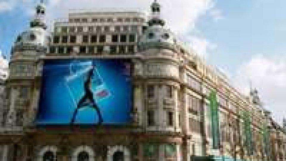 Rapina milionaria al grande magazzino Le Printemps a Parigi