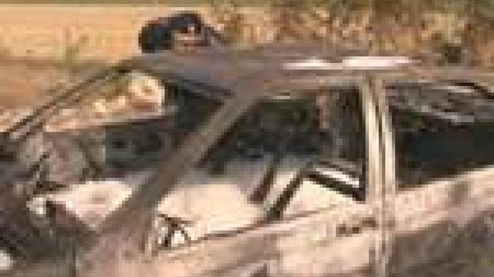 L'auto ritrovata