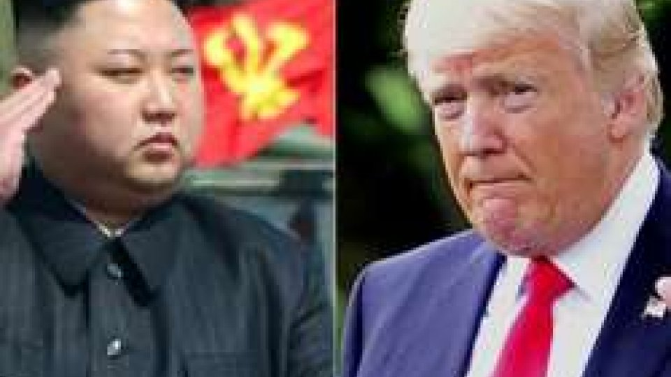 Donald Trump e Kim Jong-un