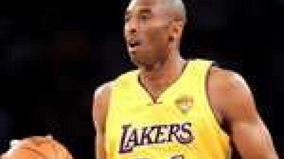 Kobe Bryant in Italia per una campagna promozionale