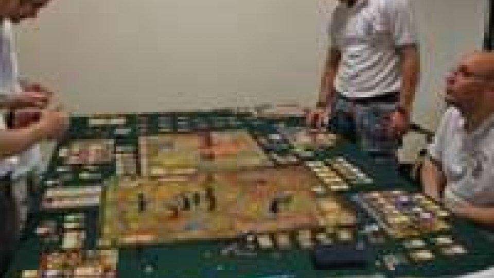 Game convention a San Marino