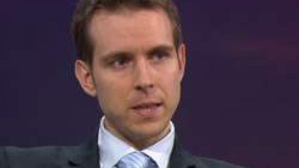 Il Segretario di Stato Andrea Zafferani