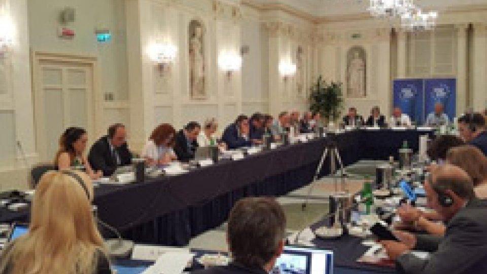 RF al meeting del partito democratico europeo